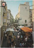 Gf. PALAMOS. Calle Mayor. Mercado. 1589 - Gerona