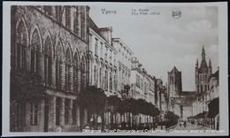 Ypres Ieper La Poste The Post-office Post - Poste & Facteurs