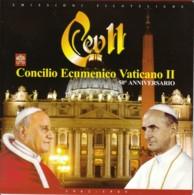 FOLDER - CONCILIO ECUMENICO VATICANO II - FDC