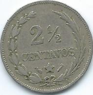 Dominican Republic - 1888 A - 2½ Centavos - KM7.3 - Dominicaine