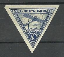 LETTLAND Latvia 1921 Michel 76 B * - Lettonie