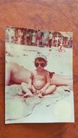 Vintage Original Photo  - Petit Garçon - Little Boy At The Beach, 1980s - Personnes Anonymes