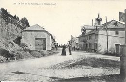 Le Col De La Faucille Près Morez (Jura) - L'Hôtel - Cliché Marcel - Carte N° 70 Non Circulée - France