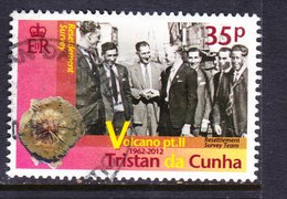 TRISTAN DA CUNHA, USED STAMP, OBLITERÉ, SELLO USADO. - Tristan Da Cunha