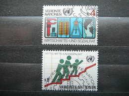 Economic And Social Council (ECOSOC) # United Nations UN Vienna Austria 1980 Used #Mi. 14/5 - Oblitérés