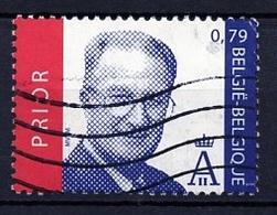 Belgique - Belgium - Belgien 2002 Y&T N°3128 - Michel N°3183 (o) - 0,79€ Albert II - Belgium