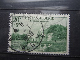 "VEND BEAU TIMBRE D ' ALGERIE N° 347 , OBLITERATION "" ALGER "" !!! - Gebraucht"