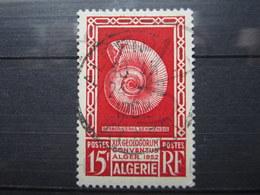 "VEND BEAU TIMBRE D ' ALGERIE N° 297 , OBLITERATION "" ALGER "" !!! - Gebraucht"
