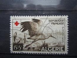 "VEND BEAU TIMBRE D ' ALGERIE N° 344 , OBLITERATION "" LAMORICIERE - ORAN "" !!! - Gebraucht"