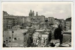 GENOVA   VECCHIA    BORGO  LANAIUOLI   1935         (NUOVA) - Genova (Genoa)