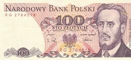 POLOGNE POLAND 100 Zlotych 1988 / TBE - Pologne