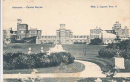 CPA - Belgique - Oostende - Ostende - Chalet Royal - Oostende
