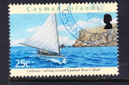 CAYMAN, USED STAMP, OBLITERÉ, SELLO USADO. - Cayman Islands