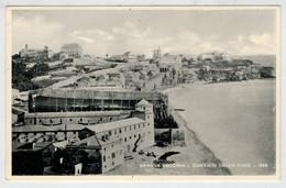 GENOVA   VECCHIA    CANTIERI  DELLA  FOCE   1875          (NUOVA) - Genova (Genoa)
