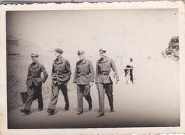 MINI-PHOTO----AVIATION---août 1939--4 De L'EM 2ème Brigade--voir 2 Scans - Aviation