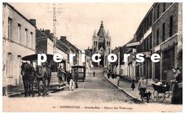 Bonsecours   Départ Des Tramways Grande Rue - Belgique