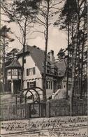 ! Alte Ansichtskarte Berlin Gartenstadt Frohnau Villa Sigismund Corso Ecke Am Grünen Hofe, 1912 - Deutschland