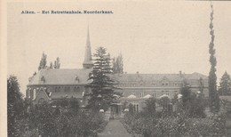 ALKEN , Het Retrettenhuis: Noorderkant  ( Hasselt, Alken) - Alken
