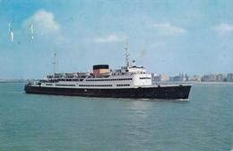 CP - Belgique - Oostende - Ostende - Dover - Ligne Maritime - Oostende