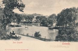 CPA - Belgique - Oostende - Ostende - Parc Léopold - Oostende
