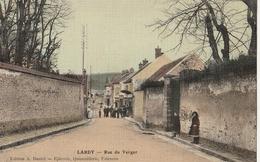 LARDY  Rue Du Verger - Lardy