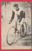 "Coureur Cycliste / Wielrenner / Ciclista - Jules Masselis ( 1886-1965 ) , Sur Vélos "" Alcyon  ""   (voir Verso ) - Wielrennen"