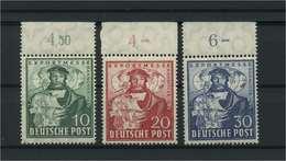 BIZONE 1949 Nr 103-105 Postfrisch (115770) - Bizone