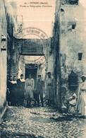 SEFROU POSTES ET TELEGRAPHES CHERIFIENS - Morocco