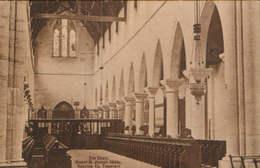 Ireland -  Postcard Unused - The Choir,Mount St Joseph Abbey,Roscrea,Co.Tipperary - Tipperary