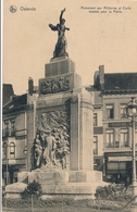 CPA - Belgique - Oostende - Ostende - Monument Aux Militaires Et Civils - Oostende