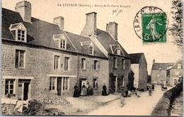 50 LA LUCERNE - Route De Saint Pierre Langers - France