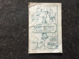19A - Binche Revue Locale Théâtre En Wallon Salle Patria 1930 - Livres, BD, Revues