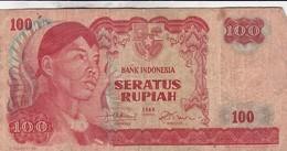 INDONESIE 100 Rupiah 1968 - Indonesia