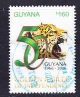 GUYANA, USED STAMP, OBLITERÉ, SELLO USADO. - Guyana (1966-...)