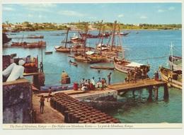 AK  Kenya Kenia Mombasa Port - Kenia