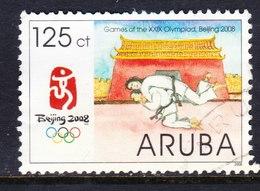 ARUBA, USED STAMP, OBLITERÉ, SELLO USADO. - Stamps