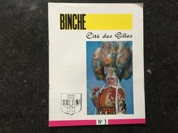 19A - Cite Des Gilles Numéro 3  Le Carnaval De Binche - Histoire