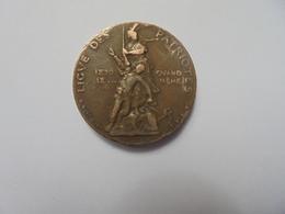 LIGUE DES PATRIOTES DE 1870 COMMEMORATION 1882 (PLANCHE.5) - Noodgeld