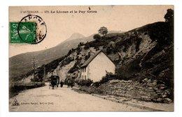 RÉGION . L'AUVERGNE . LE LIORAN ET LE PUY GRIOU - Réf. N°21949 - - Auvergne
