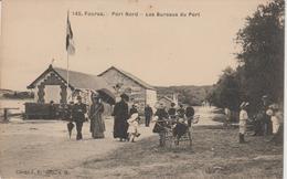 PORT NORD   LES BUREAUX DU PORT       RARE - Fouras-les-Bains