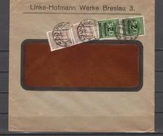 DEUTSCHES REICH. Infla-marken, Mehrfachporto - D - Allemagne