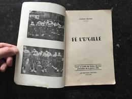 19A - Fé L' D' Gille Charles Deliege Au Profit Des Prisonniers De Guerre De Binche - Livres, BD, Revues