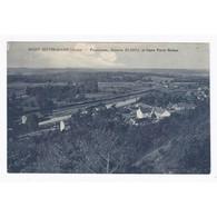02220 - MONT NOTRE DAME - PANORAMA - SCIERIE BLIMEL ET LIGNE PARIS REIMS - - Other Municipalities