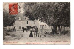 52 - CRENAY . LE MOULIN - Réf. N°21951 - - Autres Communes