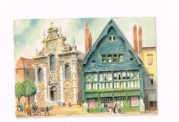 Maison Espagnople Et L'ancien Séminaire. - Cambrai