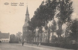 CURANGE ( KURINGEN - HASSELT ),   Kuringen : Kerk ,   Curange : église - Hasselt