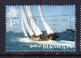 BERMUDA, USED STAMP, OBLITERÉ, SELLO USADO. - Bermuda