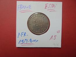 FRANCE ESSAI 1 FRANC 1959-2001 - Francia