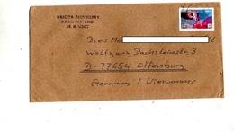 Lettre Cachet Sur Rotary - Tanzanie (1964-...)