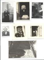 SARZEAU - Petite Archive Familiale (1946 à 1957) - 7 Photos SARZEAU - VENTE DIRECTE X - Sarzeau